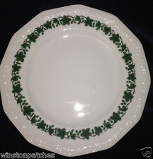 "ROSENTHAL GERMANY CLASSIC ROSE 8 5/8"" SALAD PLATE GREEN IVY EMBOSSED"