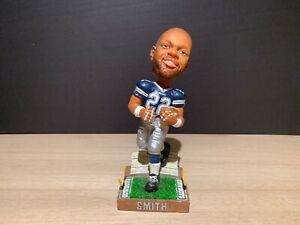"Dallas Cowboys Emmitt Smith Bobble Head ""Legends Of The Field"" #2954/5000"