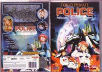 DVD MANGA EROTICS ANIME DOKI DOKI HOT EROTICO-TOKYO PRIVATE POLICE X,hard,hentai