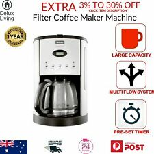Breville Stainless Steel Programmable Coffee Maker