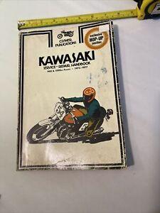 CLYMER Repair Manual for Kawasaki KZ 900 1000 Z1 1973-1977