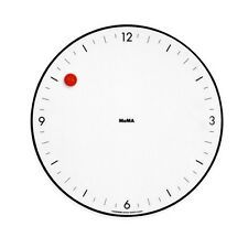 MoMa Timesphere Clock Innovative Timekeeping Modern Wall Clock Quartz Movement