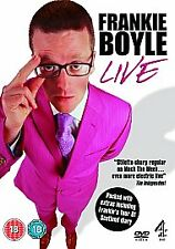 Frankie Boyle - Live (DVD, 2008) new and sealed freepost