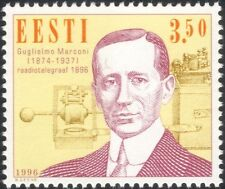 Estonia 1996 Marconi/Radio 100th/People/Music/Inventors/Communication  1v ee1122