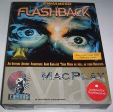 Mac:  Flashback - Delphine Software 1995 *Neu*