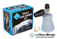 MTM Hydro PF22.2 Premium Snow Foam Cannon - NEW Bottle For 2020