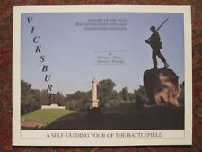 VICKSBURG - A SELF-GUIDED TOUR GUIDE OF THE BATTLEFIELD - BRAND NEW