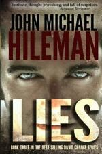 David Chance: Lies by John Hileman (2014, Paperback)