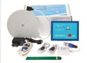 Live Sinus 5 Vortex Coil Mishin S Medicine Device Set Disk Tesla Treatment