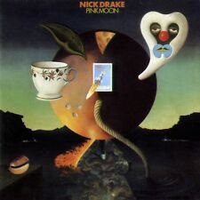 Nick Drake PINK MOON 3rd Album ISLAND RECORDS New Sealed CD