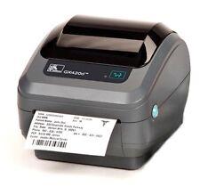 Etikettendrucker Thermodrucker Zebra GX420d  ser USB Netzwerk GX42-202420-000