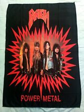 PANTERA - Power Metal FLAG Heavy thrash death METAL cloth poster