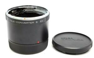 Excellent Bronica Tele-Converter 2x S #23920