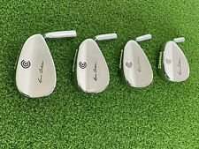 RARE NOS Cleveland Golf TOUR ACTION REG. 588 CHROME (4) WEDGE SET 49 53 56 60 RH