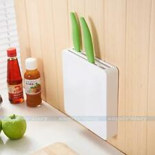 NEW Kitchen Knife Protector Storage Rack Holder Shelf Stand Tool Easy Install