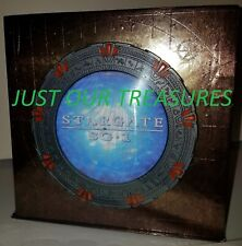 STARGATE SG-1 THE COMPLETE SERIES COLLECTOR'S BOXSET (DVD, 2008) *NEW, SEALED!!*