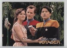1995 SkyBox Star Trek: Voyager Season One Series 2 #11 Caretaker (Part One) 6b1