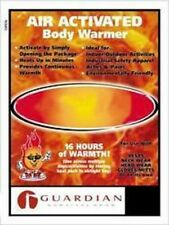 2 HAND BODY WARMERS 16-20 HOURS EMERGENCY SURVIVAL HEATING CAMPING BUG OUT BAG