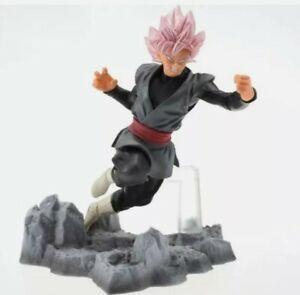 BdM - Black Goku Rose -  Soul X Soul - Action Figure Banpresto - PVC 14cm