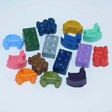 15 Crayons Kids Party Wedding Party Favours Birthday Present Various Shapes