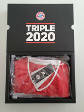 ADIDAS TRIPLE 2020 SHIRT BAYERN MUNICH MONACO MUNCHEN XL LIMITED EDITION + BOX