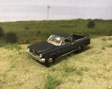 1965 Ford Ranchero Rusty Weathered Custom 1/64 Diecast Car Barn Find Rust
