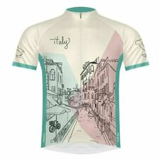 Primal Wear Italy Full Zip Short Sleeve Cycling Jersey