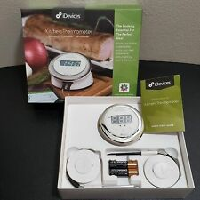 iDevices Bluetooth Smart Thermometer App Controlled