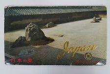 "Vintage Fukuda Japan Postcard 20pc Set 5.75x9.75"""