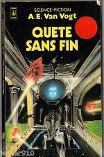 AE VAN VOGT ¤ QUETE SANS FIN ¤ 1984 pocket SF
