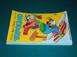 TOPOLINO LIBRETTO # 274 originale Walt Disney Arnoldo Mondadori Edit. 26/02/1961