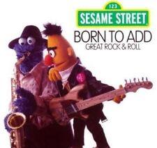 Born to Add by Sesame Street (CD, Mar-2013, ABC)