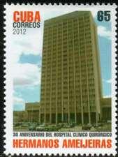 4CUBA Sc# 5331  HERMANOS AMEJEIRAS Hospital medicine  2012  MNH