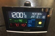 La Crosse Technology WiFi Projection Weather Alarm Clock