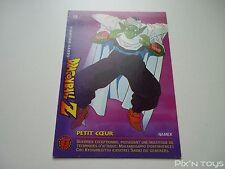 Carte originale Dragon Ball Z Fighting Cards N°18 / Panini 1999 BIRD STUDIO