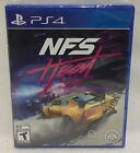 Need for Speed Heat PS4 New In Box Sealed