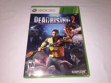 Dead Rising 2 (Microsoft Xbox 360) Original Release Game Complete Excellent!