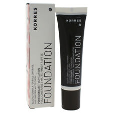 Pomegranate Foundation SPF 15 - # PF1 by Korres for Women - 1.01 oz Foundation
