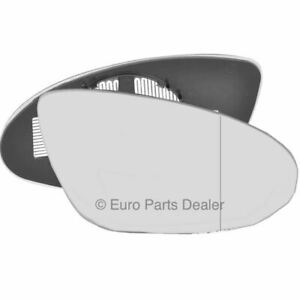 Wing door Mirror Glass Driver side Mercedes CLS W219 2004-2008 Heated Blind Spot