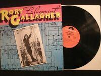 RORY GALLAGHER - Blueprint - 1973 Vinyl 12'' Lp./ VG+/ Prog Blues Rock