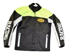 motorcycle kids jacket green/black Usa mode motor usa classics size 12