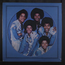 JACKSONS: The Jacksons LP Sealed (picture disc) rare Soul
