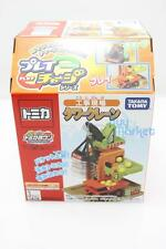 TAKARA TOMY TOMICA town charge series construction Site tower crane toy set