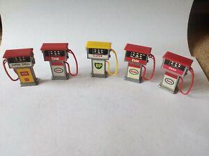 Bartons Motorplay Petrol Pumps x 5