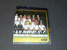 156 EQUIPE P2 OLYMPIQUE LYONNAIS LYON OL PANINI FOOT 2002 FOOTBALL 2001 2002