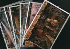 The Books of Magic #13 #14 #15 #16 #17 #18  (1995 DC)   UNUSED L1.74