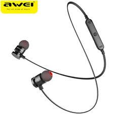 AWEI T11 Wireless Headphone Bluetooth Earphone Fone de ouvido For Phone Neckband