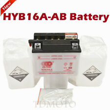 Battery for HONDA 1100 VT1100C Shadow Spirit (HYB16A-AB) Motorcyle Dirt Bike