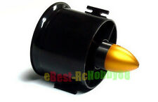 Good 70mm 6- Blade Fan Duct With 3000KV Motor Brushless For RC Jet EDF Air Plane