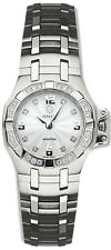 FREE SHIPPING Concord Women's 0310957 Saratoga Watch 32 DIAMONDS New With Tags